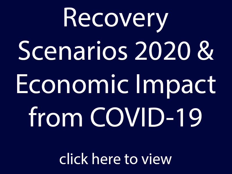 Recovery Scenarios 2020 & Economic Impact from COVID-19